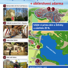 plakát Společná vstupenka Zážitky u Želivky